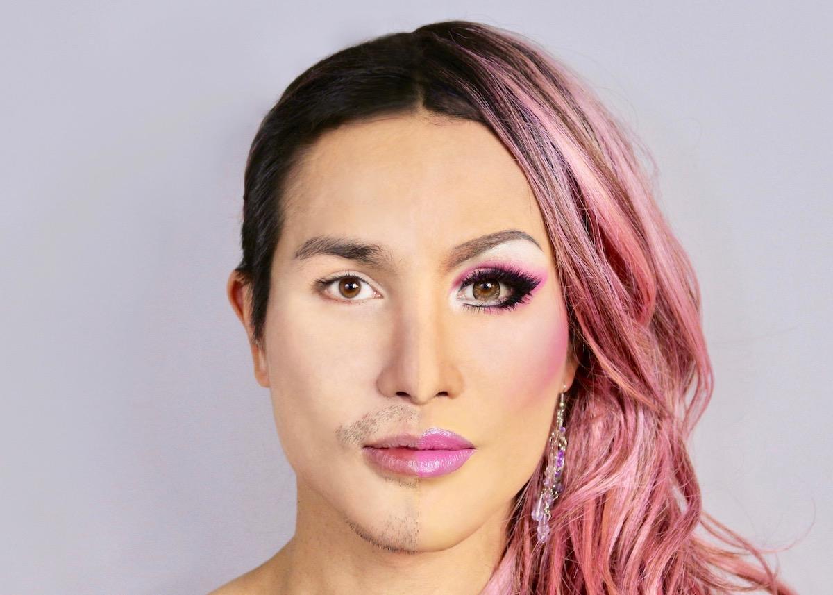 Drag Makeup London Lesson